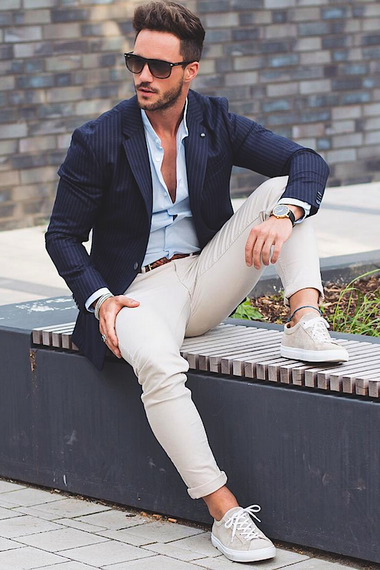 3 Sizzling Summer Wedding Looks for Men – The male fashion, grooming ...